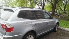 BMW X3. автомат, 4wd, 2.5 (184 л.с.), бензин, 188 000 тыс. км