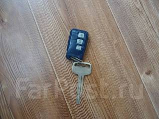 Найден ключ от авто с брелком.