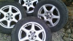 Bridgestone Alpha. x15, 5x100.00