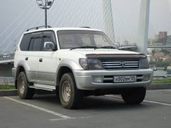 Toyota Land Cruiser Prado. автомат, 4wd, 2.7 (150 л.с.), бензин, 156 тыс. км
