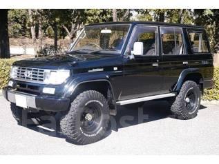 Toyota Land Cruiser Prado. механика, 4wd, 3.0, дизель, 124 тыс. км, б/п, нет птс. Под заказ
