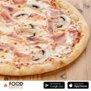 Пицца.