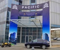 БЦ «Pacific»: последние 200 м. — ОФИС с террасой — панорамный 9 эт. 200 кв.м., улица Некрасовская 36, р-н Некрасовская