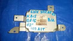 Блок управления автоматом. Nissan Sunny, FB15 Двигатель QG15DE