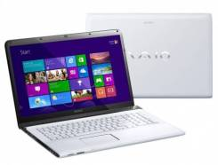 "Sony VAIO SVE1513P1R. 15.5"", 2,5ГГц, ОЗУ 4096 Мб, диск 120 Гб, WiFi, Bluetooth, аккумулятор на 4 ч."