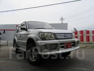 Toyota Land Cruiser Prado. автомат, 4wd, 2.7, бензин, 99 тыс. км, б/п, нет птс. Под заказ