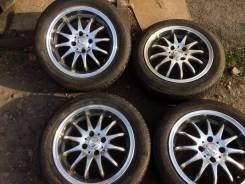 Sakura Wheels. x15, 4x100.00
