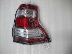Накладка на стоп-сигнал. Toyota Land Cruiser Prado, KDJ150L, TRJ150W, TRJ150, GDJ150L, GRJ150L, GRJ150W, GDJ150W, GRJ150, GRJ151W, TRJ12, GDJ151W Двиг...