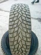 Dunlop Grandtrek Ice02. Зимние, шипованные, 2016 год, без износа, 4 шт