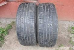 Bridgestone Potenza RE040. Летние, износ: 100%, 2 шт