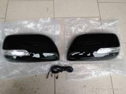 Накладка на зеркало. Toyota Land Cruiser, UZJ200W, VDJ200, J200, GRJ200, URJ200, UZJ200