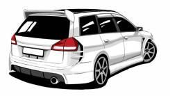 Порог кузовной. Nissan AD, VGY11, WHY11, VSB11, WHNY11, VY11, VHB11, WPY11, VB11, VENY11, WFY11, VFY11, VHNY11, VEY11, WRY11 Nissan Wingroad, VGY11, V...