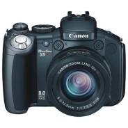 Canon PowerShot S5 IS. 8 - 8.9 Мп, зум: 12х