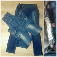 Комбинезоны джинсовые. 48