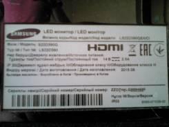 "Samsung. 22"" (56 см), технология LED"