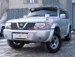 Дефлектор лобового стекла. Nissan Patrol, Y61 Nissan Safari