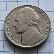 5 центов 1989 года. В наличии!
