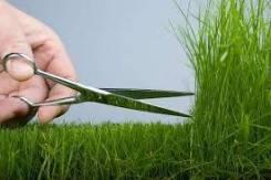 Покос травы. Стрижка газонов. Любые районы. от 250 рублей
