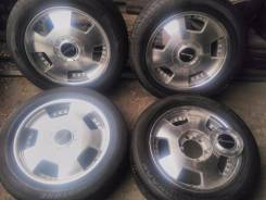 Bridgestone Lowenzahn. 7.0x17, 6x139.70, ET25, ЦО 110,0мм.
