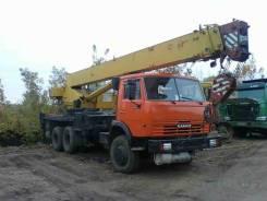 Ивановец КС-45717К-1. Ивановец КС-45717К, 25 000 кг., 21 м.
