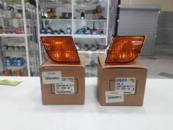 Решетка радиатора. Nissan March, K12 Двигатели: MA09ERT, MA09RT, MA10ET, MA10T