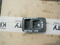 Ручка двери внутренняя. Toyota Carina, AT170, AT170G Двигатель 5AFE