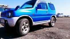Suzuki Jimny. автомат, 4wd, 0.7 (64 л.с.), бензин, 117 000 тыс. км. Под заказ