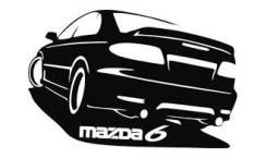Порог кузовной. Mazda Mazda6, GY, GG Mazda Atenza