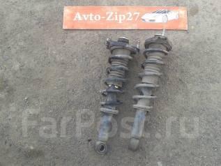 Амортизатор. Toyota Wish, ZNE10, ANE10 Двигатели: 1ZZFE, 1AZFSE