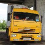 Камаз 5410. Продается тягач с полуприцепом рефрижератором GreiDan, 10 000 куб. см., 20 000 кг.