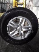 Продам колеса Dunlop Grandtrek AT20. x17