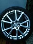 Продам комплект хороших колес. x18 5x114.30 ET45