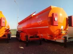 Bonum. Полуприцеп для светлых ГСМ 28 м3, 40 000 кг.
