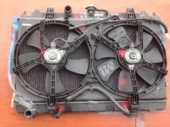 Радиатор охлаждения двигателя. Nissan Expert, VNW11 Двигатель QG18DE