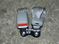Ремень безопасности. Honda Airwave, GJ1 Двигатель L15A