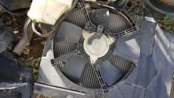 Радиатор охлаждения двигателя. Nissan March