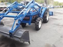 Iseki. Мини трактор Landleader TA287F