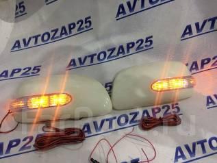Корпус зеркала. Toyota Vitz, SCP90, KSP90 Двигатели: 1KRFE, 2SZFE