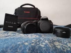 Canon EOS 60D. 10 - 14.9 Мп, зум: без зума