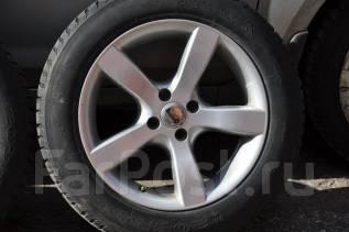 Колеса липучка 205/55R16 4x100 VW Opel Toyota Hyundai Kia. 7.5x16 4x100.00 ET42 ЦО 69,1мм.