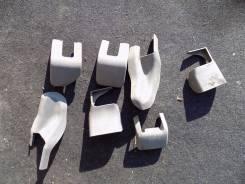 Крышка петли сиденья. Mazda Mazda6, GG