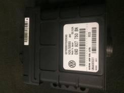 Блок управления автоматом. Volkswagen Touareg, 7LA, 7L7, 7L6