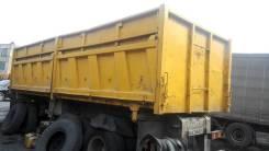 МАЗ 856102-010. Прицеп МАЗ-856102-010, 30 000 кг.