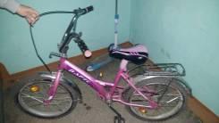 Срочно недорого продам велосипед детский 4-7 лет