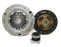 Сцепление. Chevrolet Lacetti, J200 Двигатели: F14D3, F16D3, F18D3, T18SED