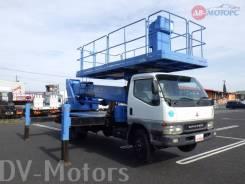 Mitsubishi Canter. Автовышка-платформа 16м без пробега по РФ, 5 200 куб. см., 16 м. Под заказ