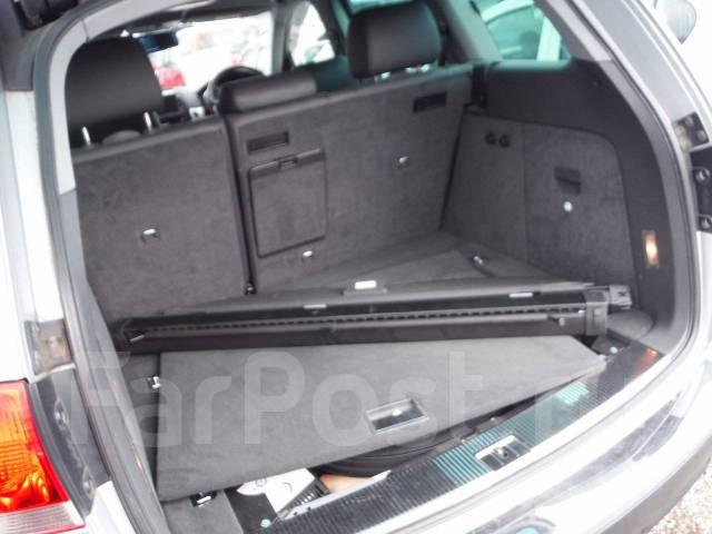 Сетка для стяжки багажа. Volkswagen Touareg, 7L6, 7L7, 7LA