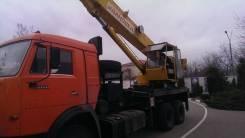 Ивановец. Автокран 32 тонны, 32 000 кг., 30 м.