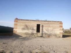 Недостроенный дом с земельным участком в Новоникольске. От частного лица (собственник)