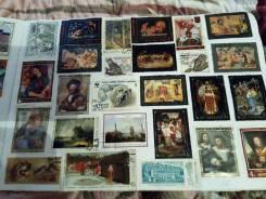 Продам коллекцию марок с 1969 года